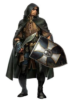Cultist or paladin
