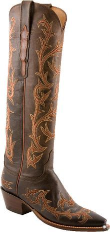 not normally into cowboy boots, but these are sweet