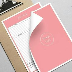 How does your Invoice template look like? www.etsy.com/listing/474601133 . #thankyou #paperlover #stationeryaddict #makers #invoicing #businesscasual #smallbiz #mycreativebiz