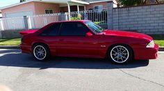 1990 Mustang GT Fox Body