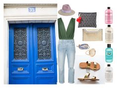 Untitled #15 by odiwf87 on Polyvore featuring polyvore, Levi's, Boohoo, Sophie Anderson, Sensi Studio, Lonna & Lilly, Ginette NY, Federica Moretti, philosophy, Bumble and bumble, fashion, style, clothing, boho, jeans, goldsandals, Levis and greeksandals
