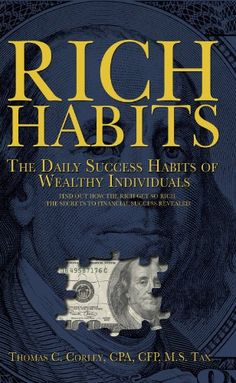 Rich Habits: The Daily Success Habits of Wealthy Individu... http://www.amazon.com/dp/B00IDJGVT4/ref=cm_sw_r_pi_dp_yM6jxb00VC3BV