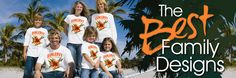 Best Family Reunion Designs for T-shirts from Reunion Gear