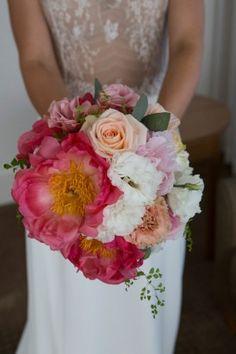 (via Summer Dunbar House Wedding - Polka Dot...   BRIDE HER WEDDING