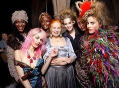 MONA Revista Textil Citas de Vivienne Westwood  