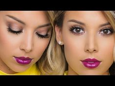 Too Faced Chocolate Bar Tutorial (one brand) | Lustrelux - YouTube