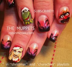 If I did the whole fake nail bit - I 'd totally have these.