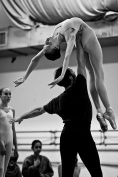 Pas de deux class .... now that's strength!! You'd love our RE9 Men's skin care choices .... for yourself or for your significant other!!