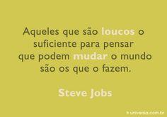 52 Melhores Imagens De Steve Jobs Pensando Em Você Citações