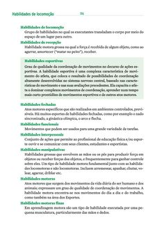 Página 234  Pressione a tecla A para ler o texto da página