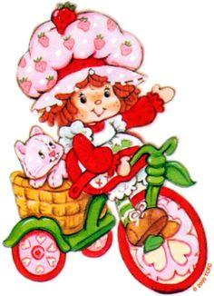 Strawberry and Custard