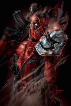 Deadpool - Orlando Arocena ----