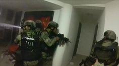 """Six mois après son évasion rocambolesque d'une prison de haute sécurité,le narcotrafiquant Joaquín """"El Chapo"""" Guzmán a été arrêté au Mexique, vendredi."""