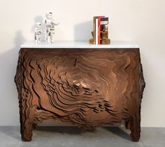 Rustic Console table #furniture Crazy in a good way!