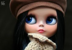 Grabrielle as a model by erregiro, via Flickr
