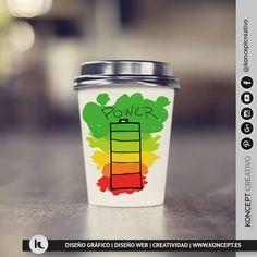 No hay nada como tener las baterías cargadas, una meta y un buen café para empezar el día. Buenos días ¿comenzamos?. http://www.koncept.es #buenosdias #martes  #despierta #empresa #business #negocios #emprendedores #autonomo #diseñoweb #diseñografico #diseñograficobarcelona #graphicdesigner #graphicdesign #barcelona #bcn #bcnempresas #diseñadorgrafico #comunicacion #hablamos #sigueme #ideas #rrss