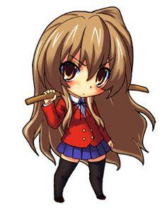 Anime Otaku: Chibi style
