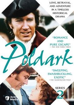 Poldark . Romantic period drama series that was a pleasure to watch. Takes place in scenic Cornwall. Follow the lives of this couple throughout the years.