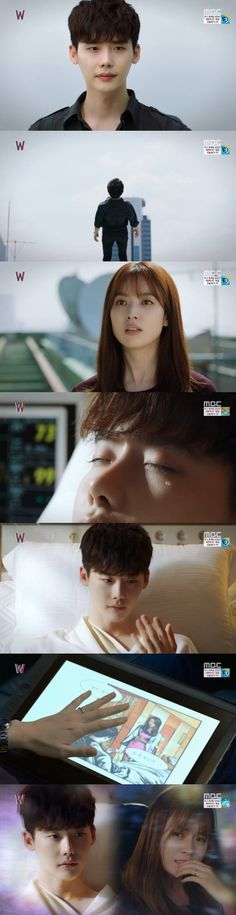 """W"" and ""Uncontrollably Fond"" drop simultaneously due to Olympics"