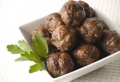 Moroccan Lamb Meatballs from Well Fed cookbook.  These are incredibly delicious.
