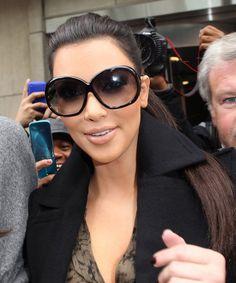 Kim Kardashian is a Tom Ford fan!