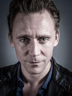 Tom Hiddleston by Andy Gotts