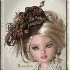 Ellowyne fashion doll hat