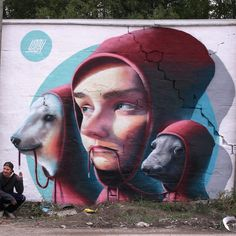 Linus Lundin aka Yash One Yash is a mural artist based in Stockholm, Sweden, who draws inspiration from people, animals and nature. Light, colors and emotion play a central role in his work as well as...