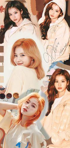 Anime Wallpaper Phone, Wallpaper Iphone Cute, Photo Wallpaper, Bts Wallpaper, Cute Wallpapers, Nayeon, Kpop Girl Groups, Kpop Girls, Sana Cute