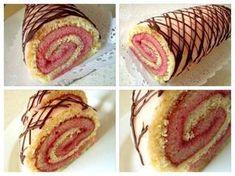 Recepty Archives - Page 61 of 175 - Báječné recepty Czech Desserts, Cookie Desserts, Sweet Desserts, Sweet Recipes, Albanian Recipes, Slovak Recipes, Czech Recipes, Cake Roll Recipes, Dessert Recipes