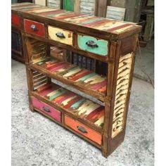 Mesa Arrime - Mueble Tv - Lcd - Rustico De Campo - Isla - $ 3.800,00 en Mercado Libre uliomar muebles