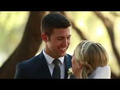 Amazing Wedding Vows, this guy really knows how to write them vows! - YouTube