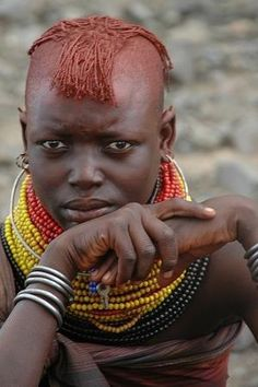 Turkana woman, Nothern Kenya | © Vincent Henau, via Flickr by tanisha
