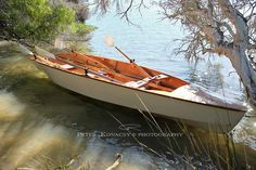 Bee 16ft seaworthy rowing boat