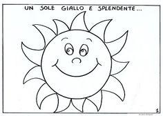maestra Nella: libricino  'ciao estate... vado a scuola!'
