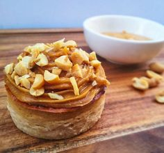 Read our delicious recipe for Healthy Single Serve 5 Ingredient Maple Nut Cheesecakes, a recipe from the team at The Healthy Mummy Healthy Mummy Recipes, Healthy Treats, Healthy Desserts, Gourmet Recipes, Baking Recipes, Sweet Recipes, Protein Desserts, Healthy Food, Thermomix Desserts