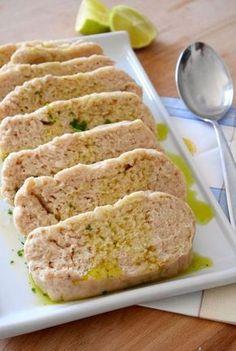 polpettone di tonno e patate