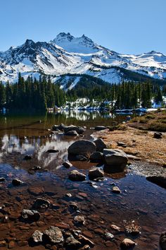 Scout Lake - Photographer