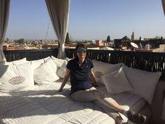 Riad Kheirredine a Marrakech Outdoor Furniture, Outdoor Decor, Marrakech, Lifestyle Blog, Relax, Home Decor, Decoration Home, Room Decor, Interior Decorating