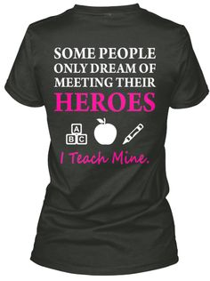 Early Childhood Educator, I Teach Heroes