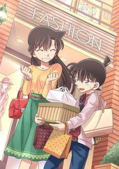 Konan and Kaito