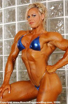 Nude figure ifbb pro