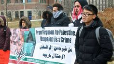 As students 'occupy' Brandeis University this week, a look at how the Palestinian-Israeli conflict is playing out at universities in a new post-PC world order