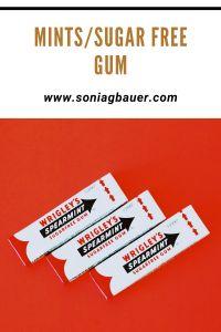 6 MUST-HAVES FOR YOUR HANDBAG! - PERSONAL HYGIENE Diy Lotion, Hand Lotion, Mint Gum, Sugar Free Gum, Little Bit Of You, Cracked Lips, Sanitary Napkin, Hello Ladies, Feminine Hygiene