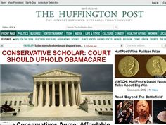 Site The Huffington Post ganha prêmio Pulitzer.