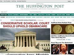 Site The Huffington Post ganha prêmio Pulitzer.
