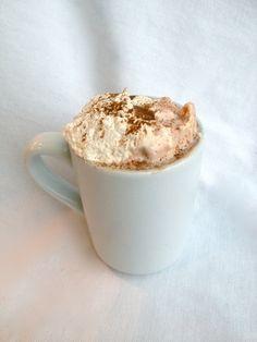 Pumpkin Spiced Hot Chocolate #yum #hotcocoamix