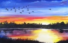 End of summer at Arbor Crest Wine Cellars - Paint Nite Events