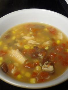 ... Chicken Green Beans, Hash Brown Casserole and Chicken Tortilla Soup