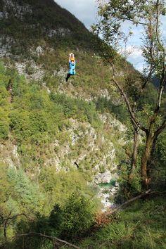 Zipline Bovec Učja Eco Adventures, Slovenia, www.zipline.si
